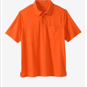 Other - KING SIZE HEAVYWEIGHT JERSEY POLO SHIRT 5XL